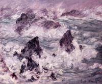 Море в живописи ( морские пейзажи, seascapes ) - Шторм