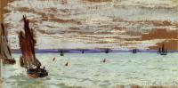 Море в живописи ( морские пейзажи, seascapes ) - Открытое море