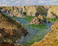 Claude Monet - Порт Доннант