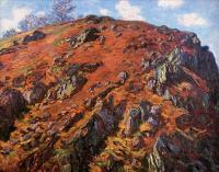Моне Клод (Claude Monet) - Штудия камней