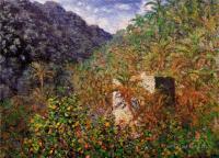 Claude Monet - Синяя долина