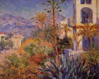 Моне Клод (Claude Monet) - Виллы в Бордигере