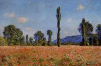 Моне Клод (Claude Monet) - Маковое поле