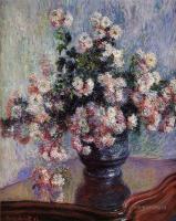 Моне Клод (Claude Monet) - Хризантемы