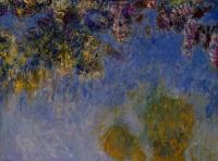 Моне Клод (Claude Monet) - Глициния