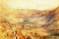 Тёрнер Уйльям - Перевал Брунинг из Мерингема