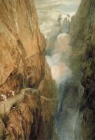 Тёрнер Уйльям - Дорога святого Готхарда