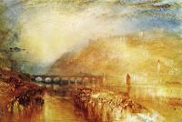 картина  Гейдельберг  :: Уильям Тёрнер ( William Turner )