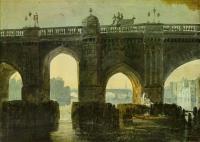 William Turner - Старый лондонский мост