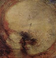 William Turner - Свет и цвет. Утро после потопа. Моисей пишет Книгу Бытия