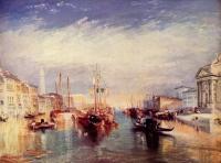 William Turner - Большой канал в Венеции