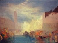 William Turner - Венеция