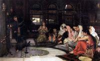 John William Waterhouse - Предсказания Оракула
