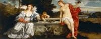 Tiziano Veccellio - Любовь земная и небесная