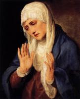 Tiziano Veccellio - Скорбящая мать
