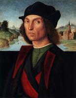 Raffaello Santi - Портрет мужщины