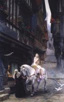 Картины ню, эротика в шедеврах живописи - Леди Годива