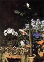 Цветы и натюрморты - картины художников прошлых веков - Натюрморт