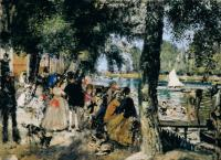 Pierre-Auguste Renoir - Лягушатник