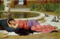 Древний Рим и Греция, Египет - Отдых в прохладе
