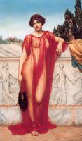 Картины ню, эротика в шедеврах живописи - Афина :: Джон Уильям Годвард
