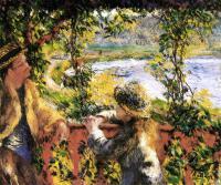 Pierre-Auguste Renoir - Около озера
