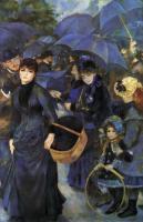 Pierre-Auguste Renoir - «Зонтики»