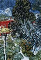 Сад доктора Гаше в Овер :: Винсент Ван Гог, описание картины