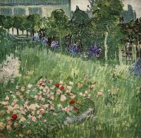 Сад Добиньи в Овер :: Винсент Ван Гог, описание картины