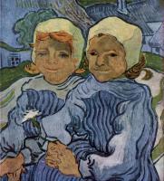 Van Gogh - Двое детей