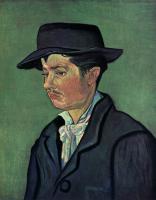 Портрет Армана Рулена :: Винсент Ван Гог, описание картины