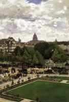 Claude Monet - Сад инфанта