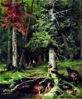 Klever Yuliy - Красная шапочка в лесу