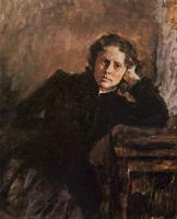 Портреты - Портрет Ольги Трубниковой