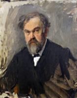 Портреты - П. П. Кончаловский