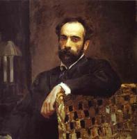 Портреты - И. И. Левитан