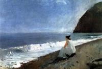 Море в живописи ( морские пейзажи, seascapes ) - Ифигения в Тавриде