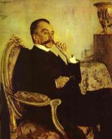 Портреты - В. М. Голицын