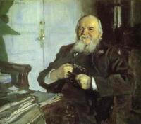 Портреты - А. Н. Турчанинов