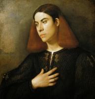 Портреты - Портрет Антонио Броккардо