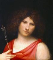 Портреты - Мальчик со стрелой