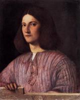 Портреты - Портрет юноши (Портрет Джустиниани)