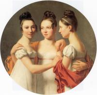 Портреты - Три грации