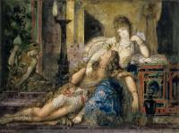Библейские сюжеты в живописи - Самсон и Далила