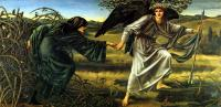 Мировые шедевры, репродукции картин - Любовь, ведущая Пилигрима
