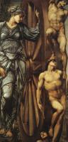Edward Coley Burne-Jones - Колесо Фортуны
