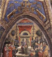 Фрески, монументальная живопись, роспись стен - Арифметика