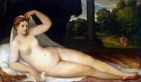 Картины ню, эротика в шедеврах живописи - Венера