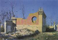 Архитектура - Развалины театра в Чугучаке