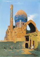 Архитектура - Мавзолей Гур-Эмир. Самарканд